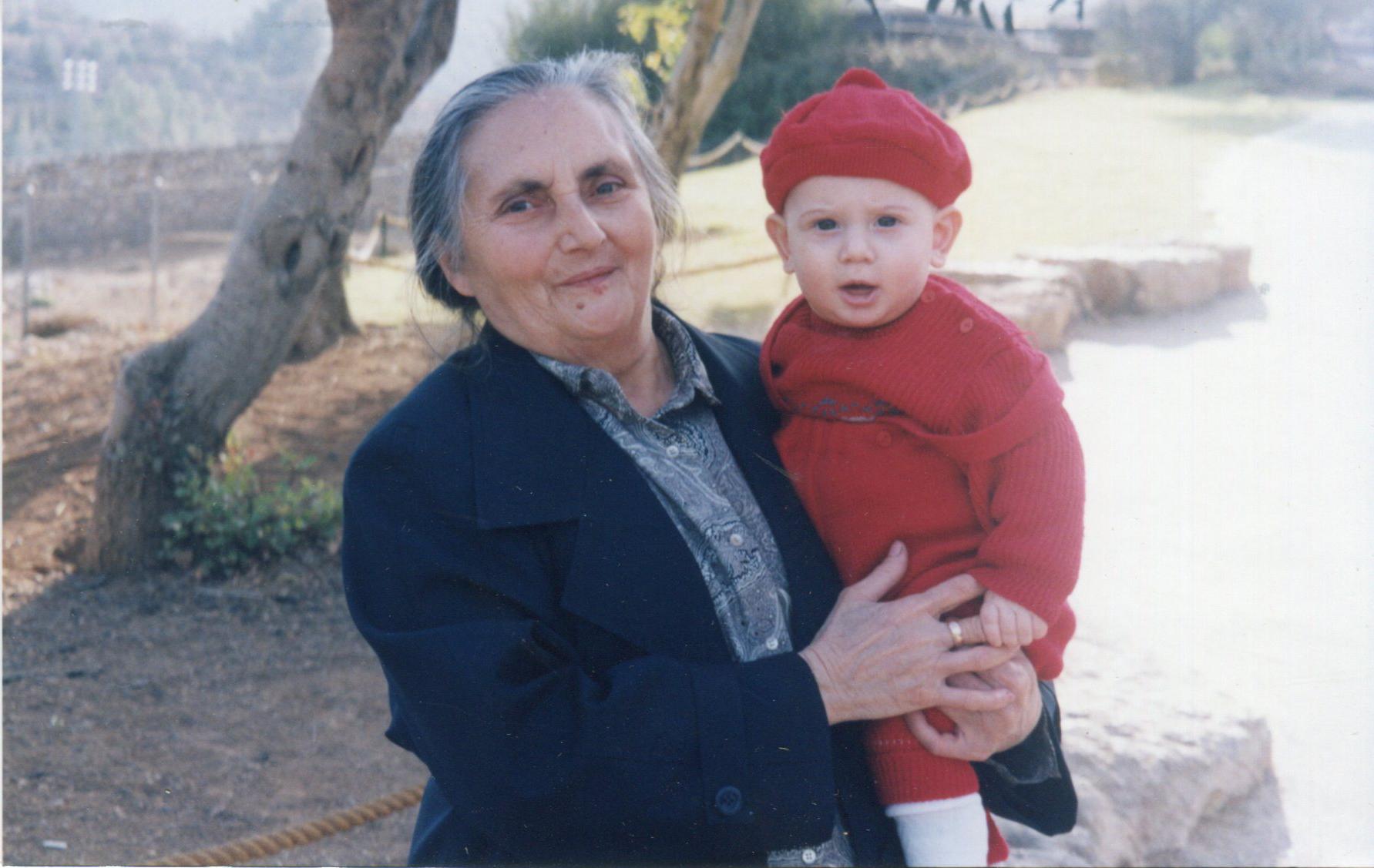 Nina and Shlomo Ariel' the second don of Iosik001