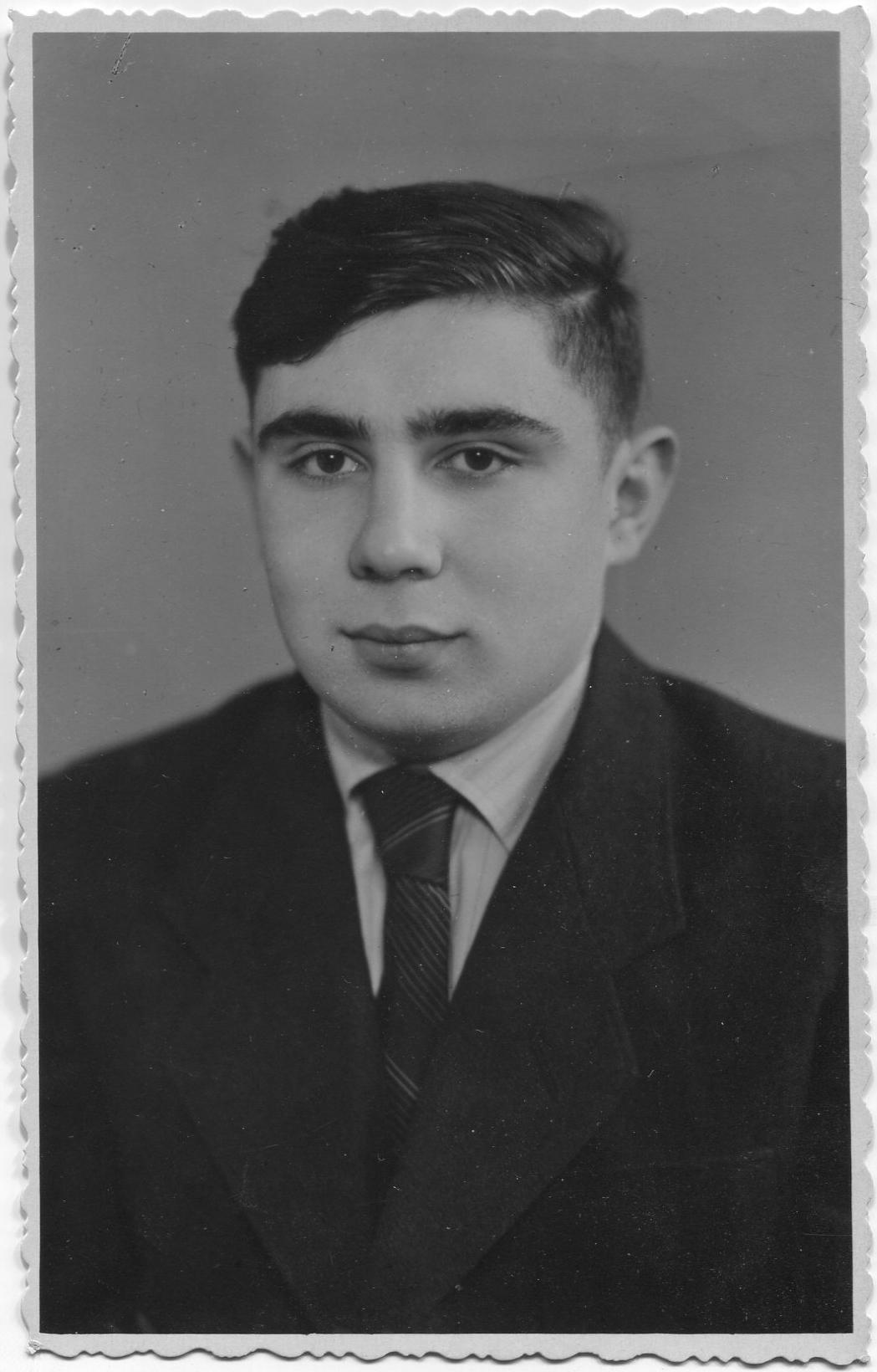 Boris Mirin