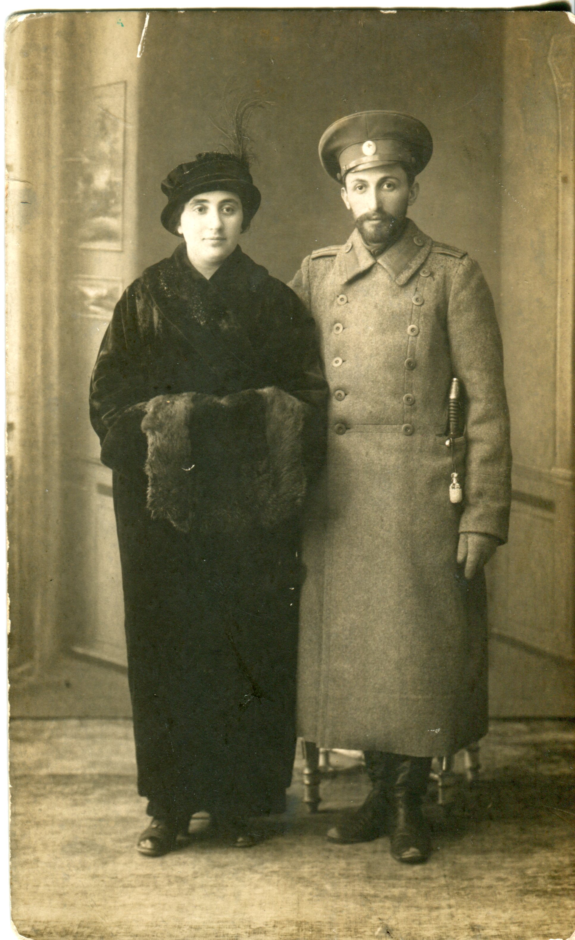 Boris&Khaia_1915