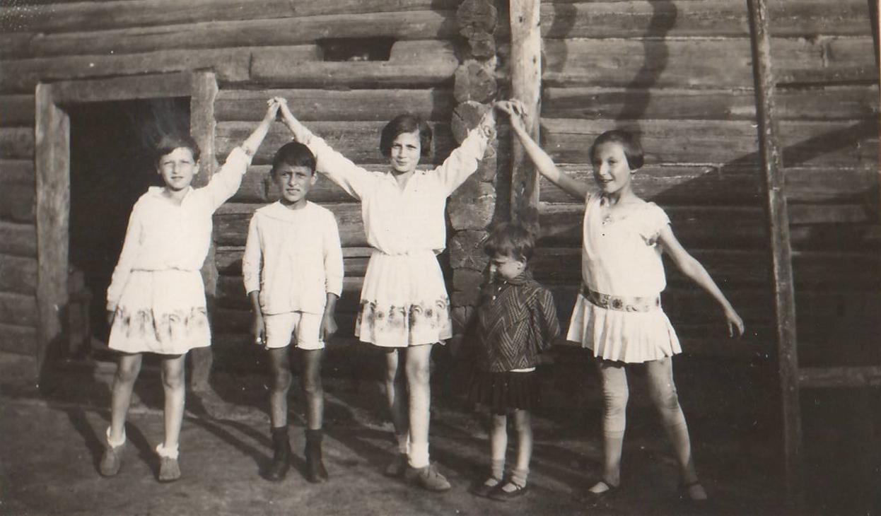 1930 Children