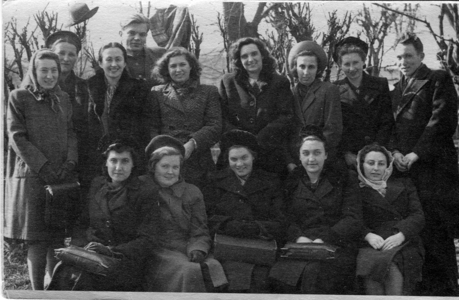 2nd Med April 1948001
