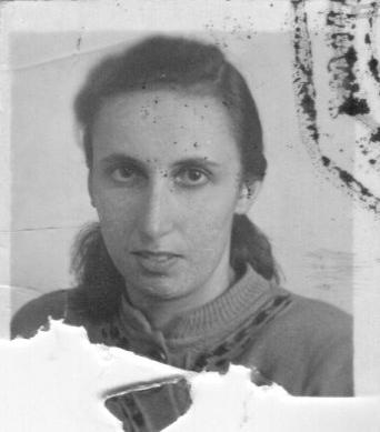 Mom Feb 1950