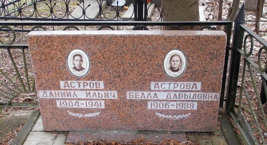 Астровы-могила