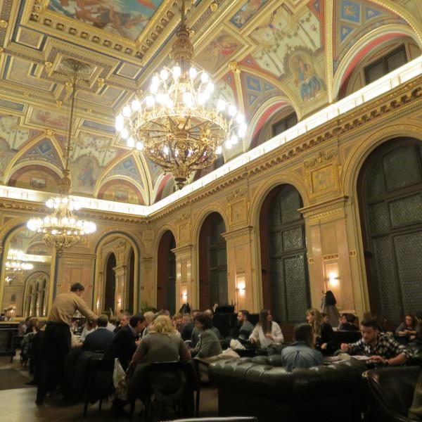 Будапешт в январе - первый отчет
