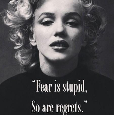 страх недостатков