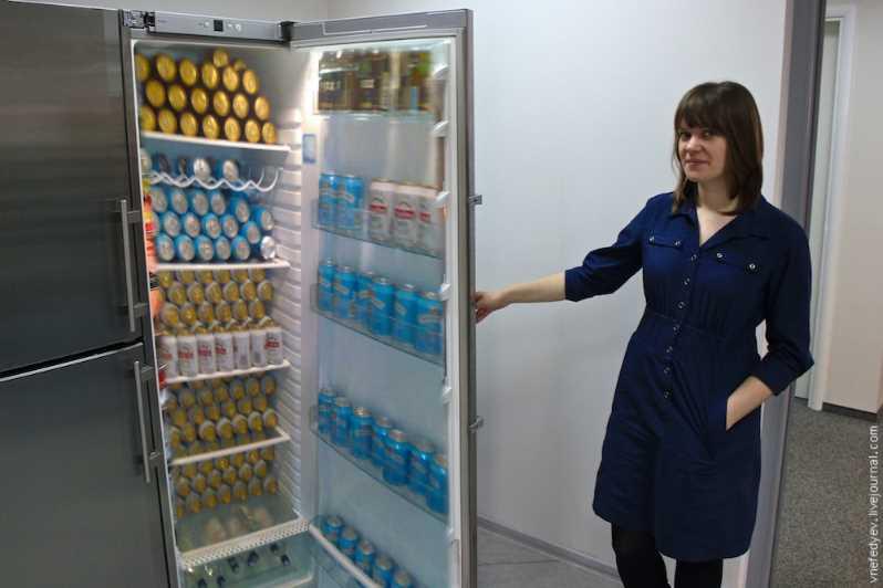 холодильник вСУПе