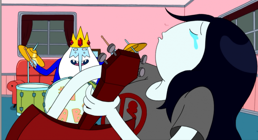 Ice King Oblivious