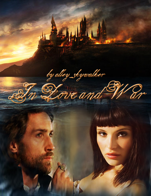 In Love and War cover