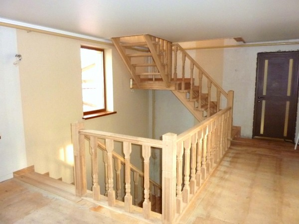 Новая лестница. 2