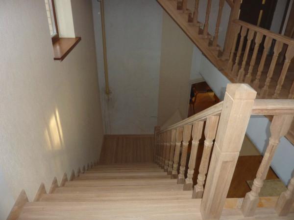 Новая лестница. 3