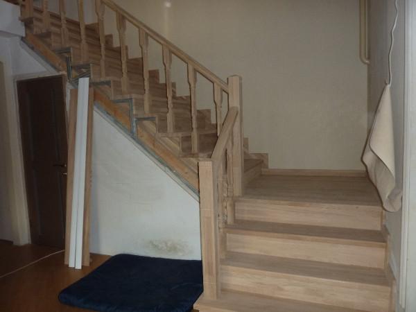 Новая лестница. 4