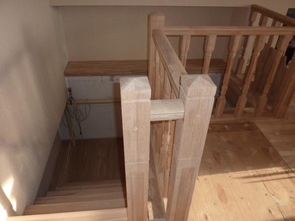 Новая лестница. 5