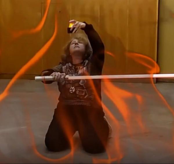 Пламя и меч