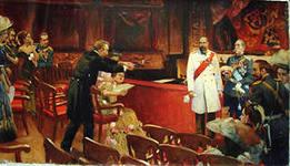 За что евреи убили Столыпина