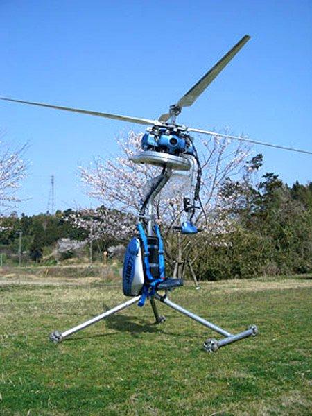 Самый маленький вертолет