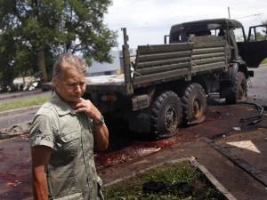 Операция на востоке Украины