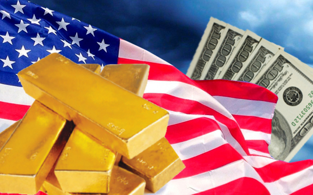 У США уже нет золотого запаса