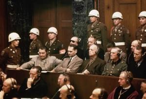 Международный трибунал над военными преступниками