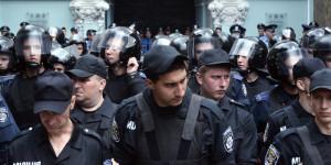 Киевская милиция массово подаёт рапорты на увольнение