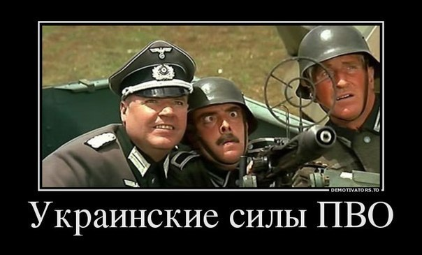 Украинские силы ПВО