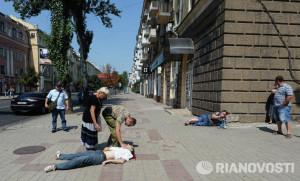 Непонятное взбалтывание Новороссии