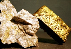 Уникальное месторождение золота и меди