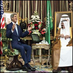 Тайная американо-саудовская сделка