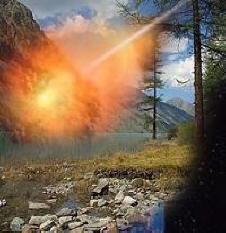 В Алтайском крае разбился пришелец