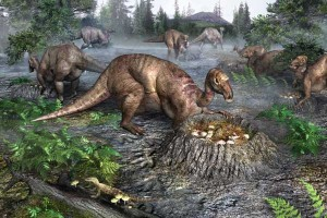 Кто и зачем уничтожил динозавров