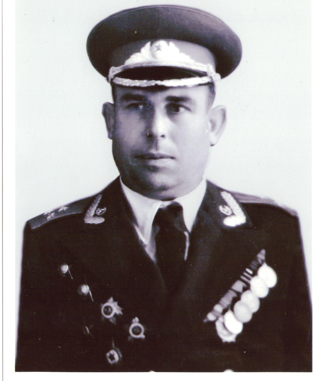 Стоянов Михаил Акимович