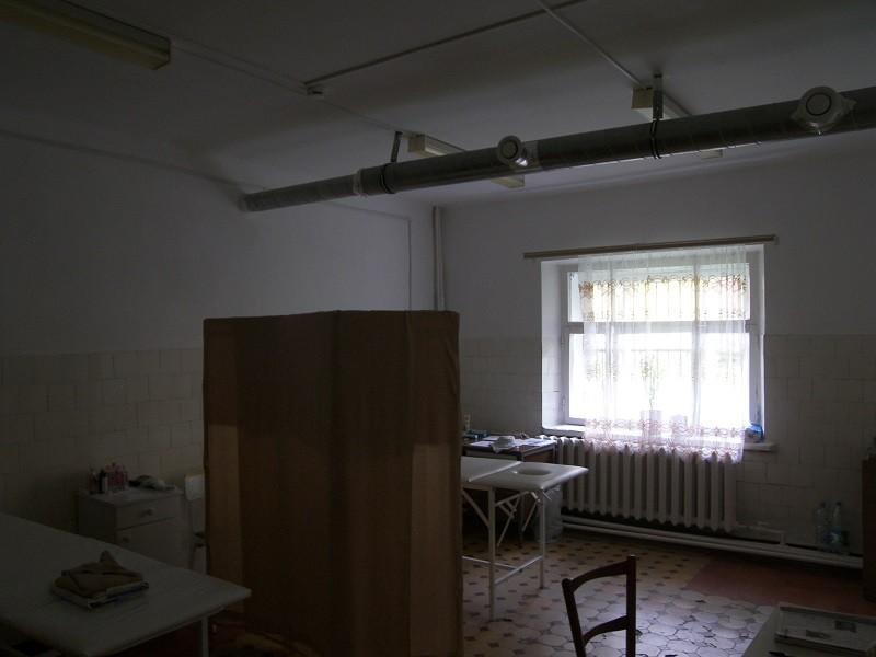 кабинет массажиста