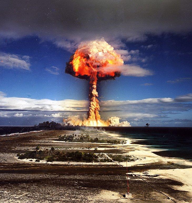 Ядерный взрыв - 2-04