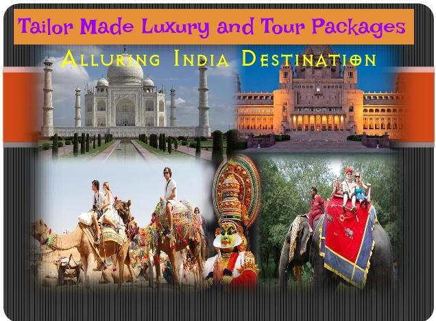 Alluring India Destination