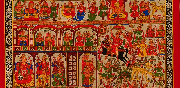 Folk art  of India