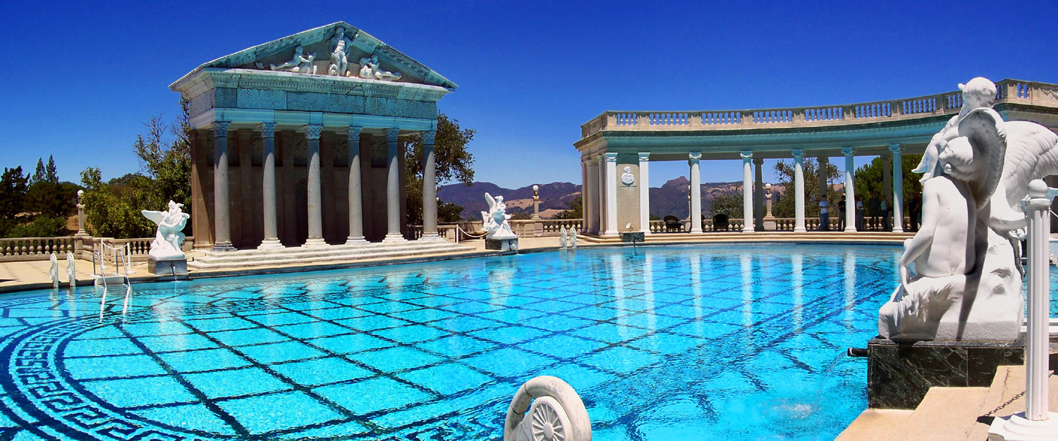 Lady Gaga To Shoot Creative Project At Hearst Castle Oh No They Didn 39 T