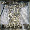 March 16 M icon
