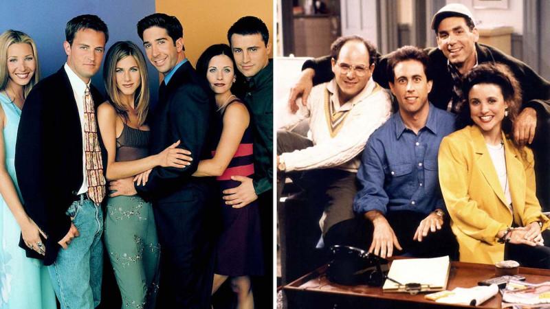 """В начале 2000-х именно Seinfeld был назван самым популярным сериалом """"всех времён и народов""""."""