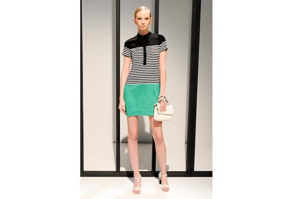 diana_Calvin Klein Presents Spring 2013