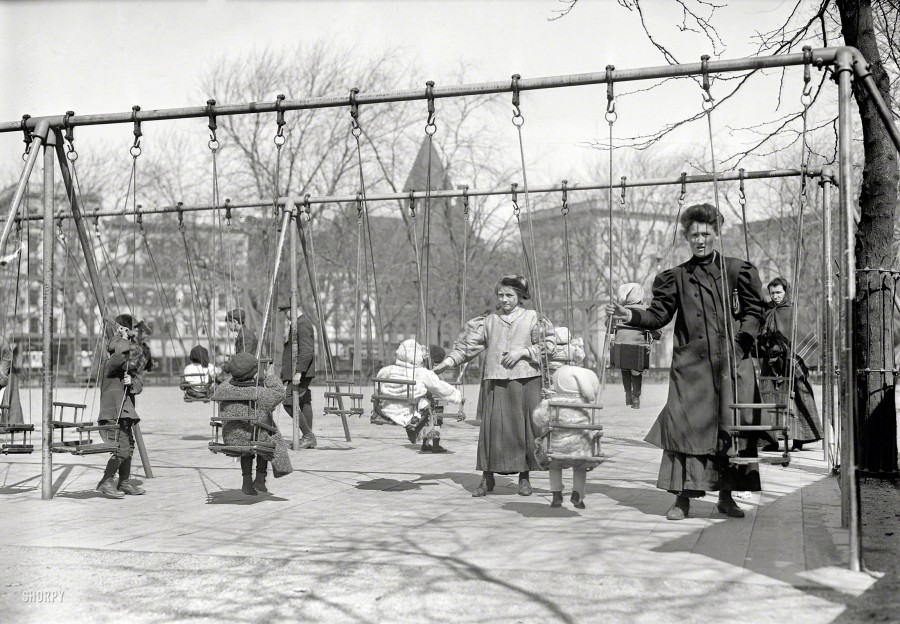 vintage the swingers 1909 shorpy nyc