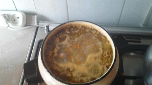 Суп желудковый