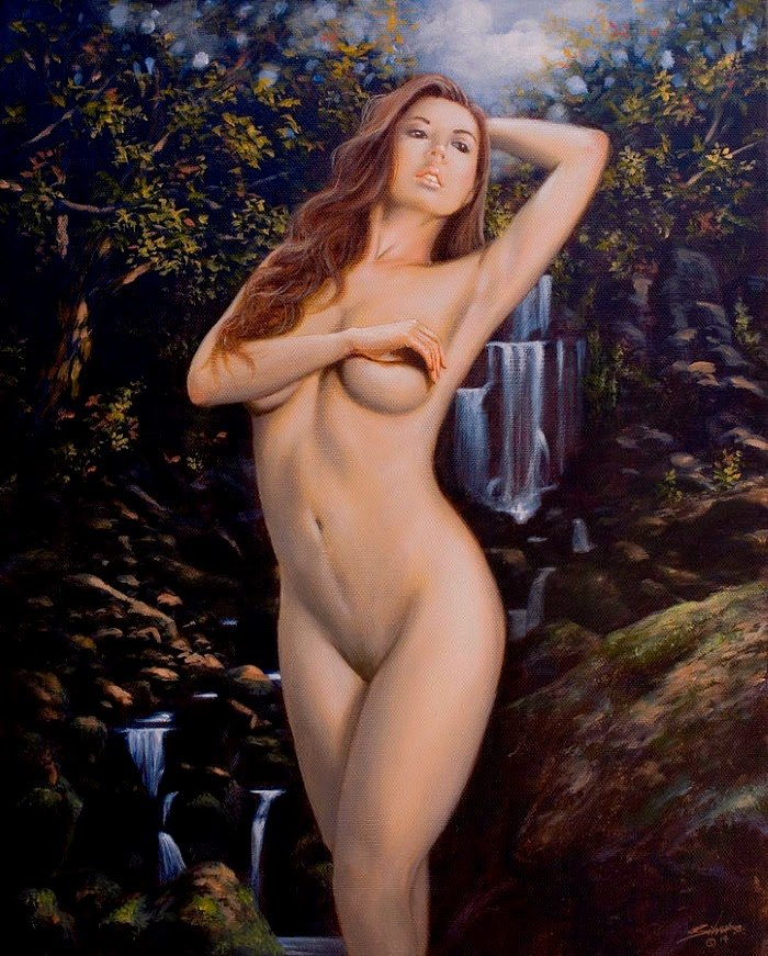 Kelly curran nude grizzly