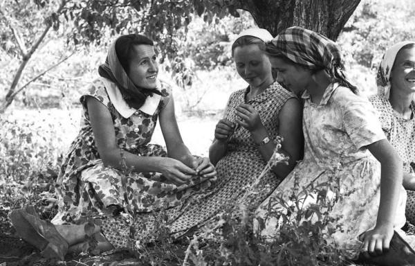 СССР глазами иностранцев: Джеральд Блонкур в Ставропольском крае 1963 г. (54 фото)