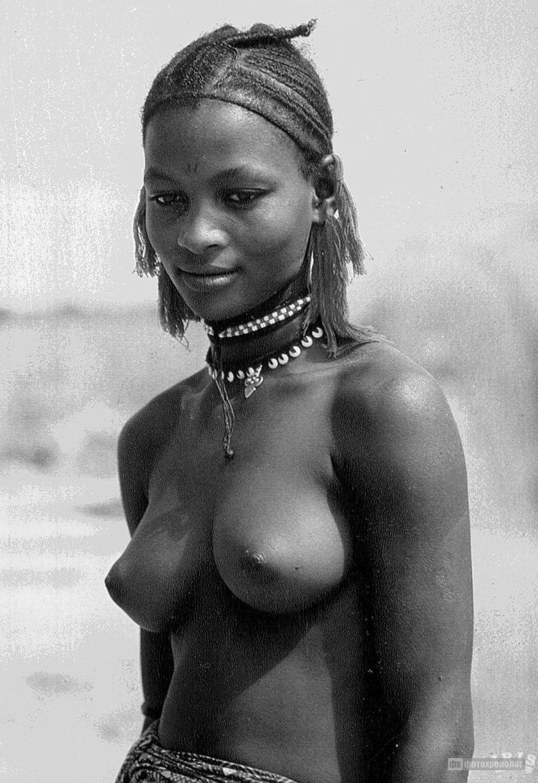 African village women naked