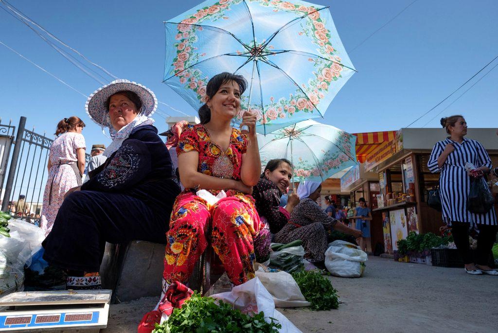 Жизньдевушек из узбекистана