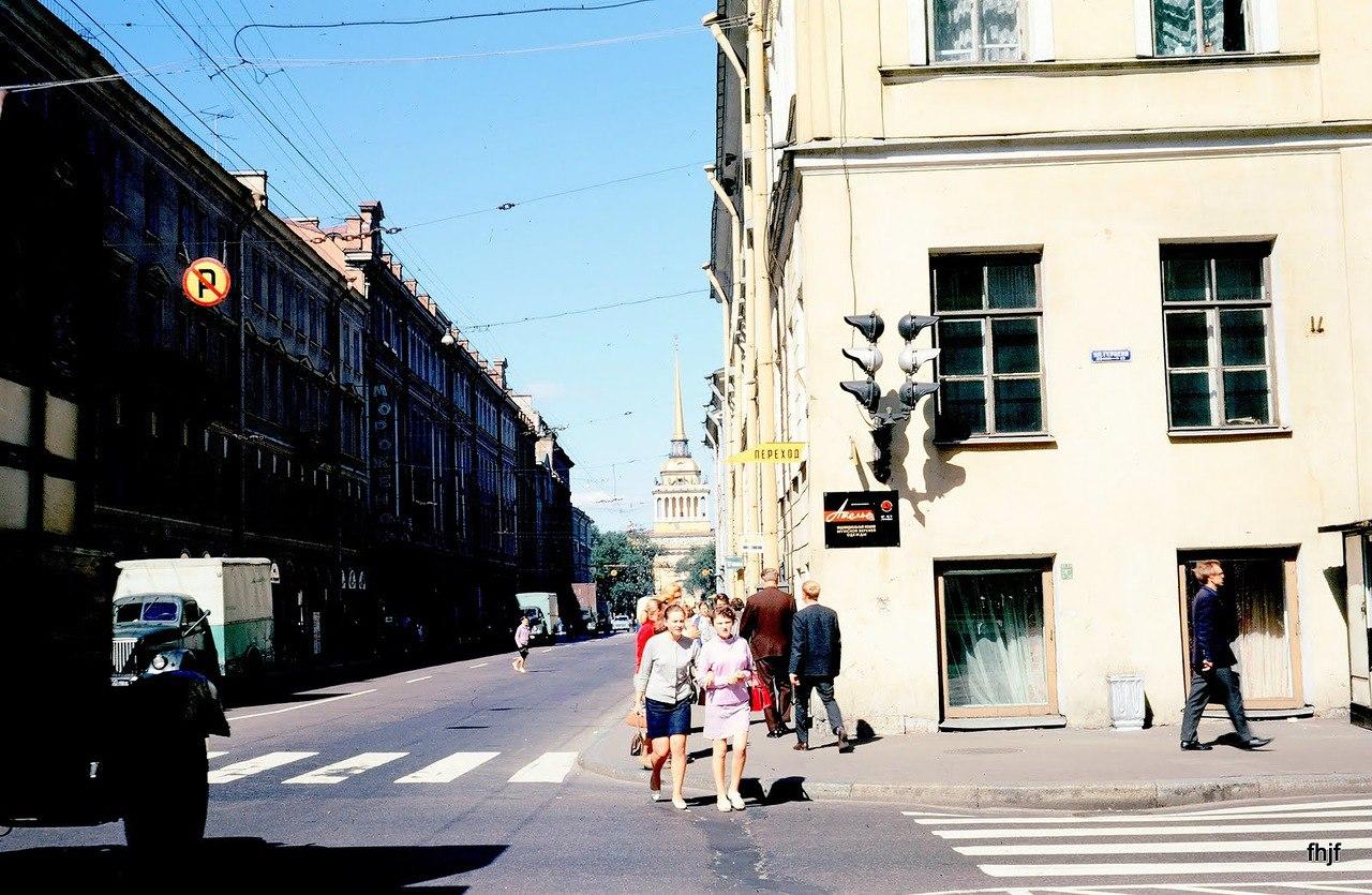 него фото улиц времен ссср природных культурных
