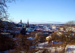 зимний Гетеборг