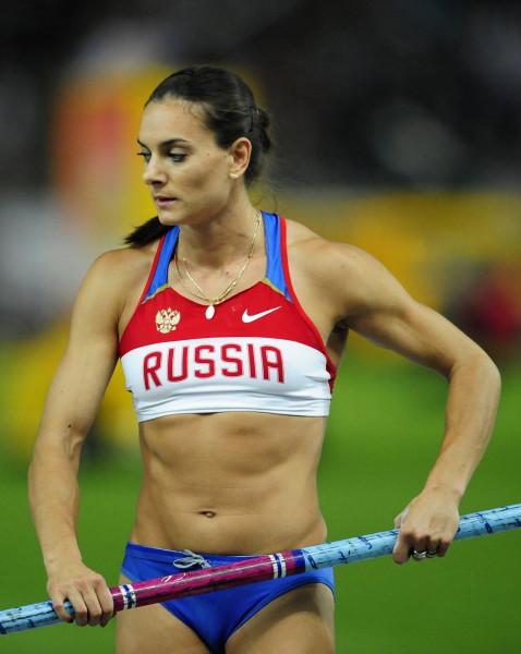 Фотки российских спортсменок
