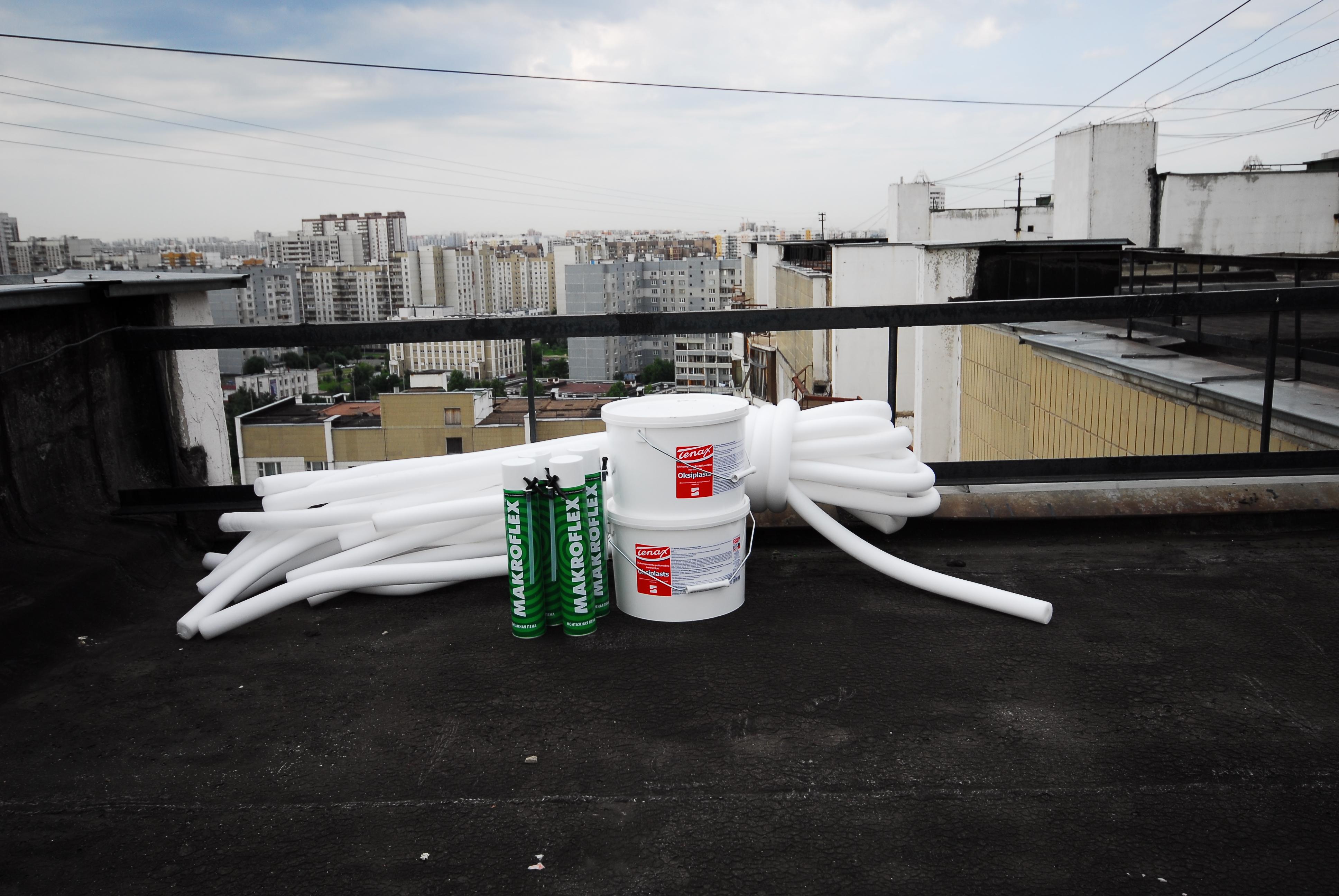 В новом доме вентиляция дует в квартиру