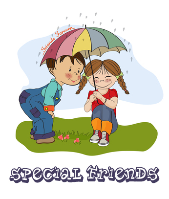 special friends