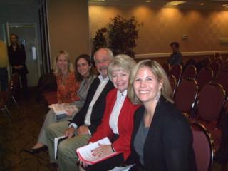 Envoy patients: Susan, myself, Craig, Marcia, and Amy